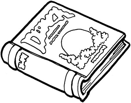 Libro Sobre Naturaleza Dibujos Para Colorear